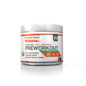 Ground-Based Nutrition's Sport Pre-Workout