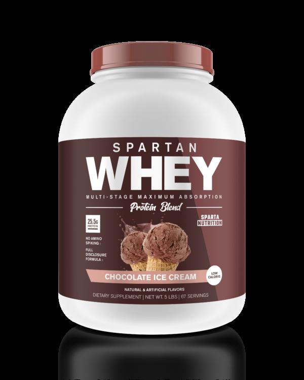Sparta Nutrition WHEY protein