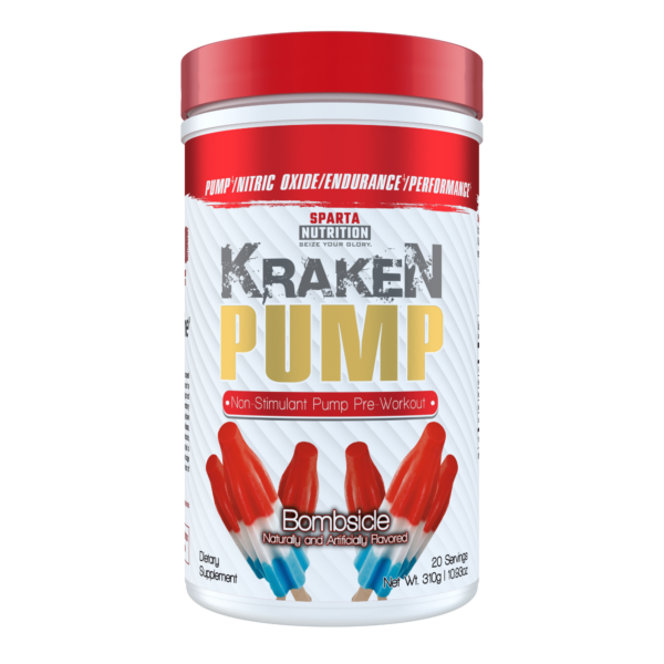 Kraken PUMP preworkout