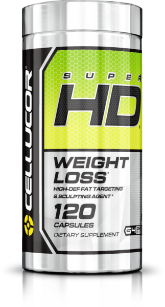 superhd weight loss cellucor