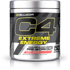 C4 extreme energy preworkout