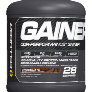 cellucor cor-performance gainer protein