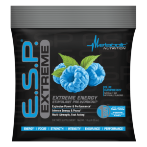 ESP preworkout sample