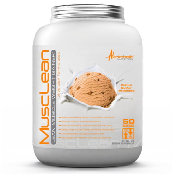 metabolic nutrition musclean protein