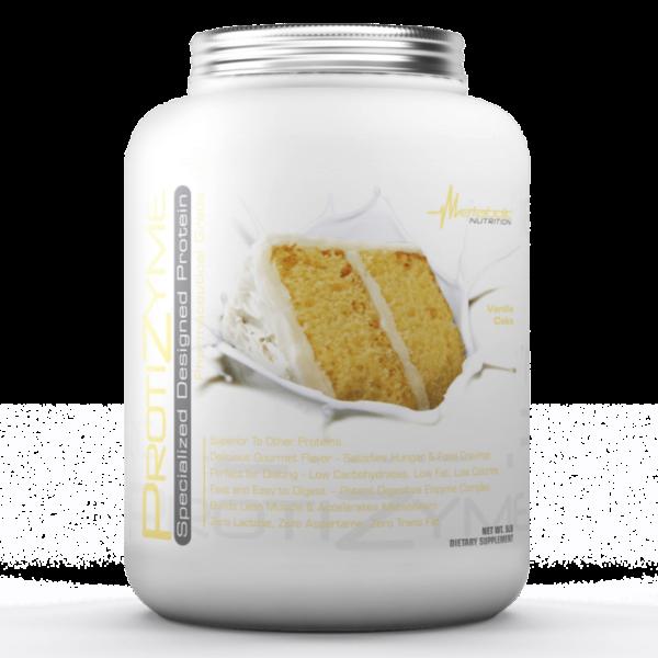 protizyme protein powder