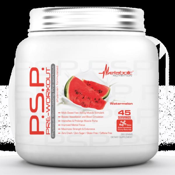 metabolic nutrition psp preworkout
