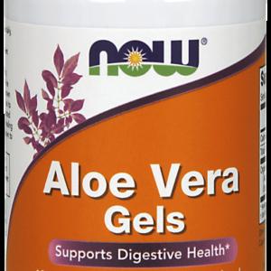 NOW foods aloe vera gels 10000