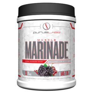 muscle marinade preworkout
