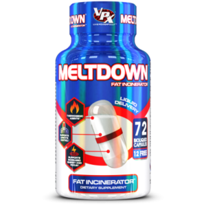 meltdown fat burner