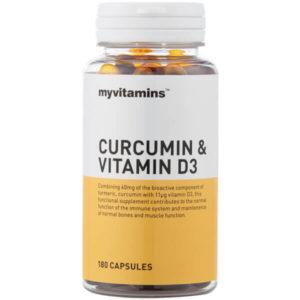 curcumin vitamin d3