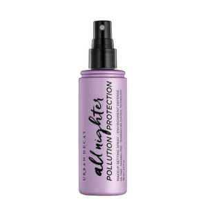 pollution protector all nighter makeup setting spray