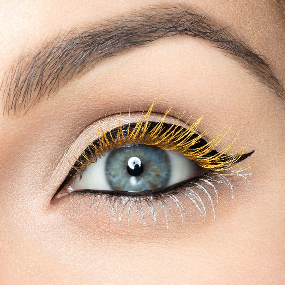 DOUBLE TEAM Special Effect Colored Mascara