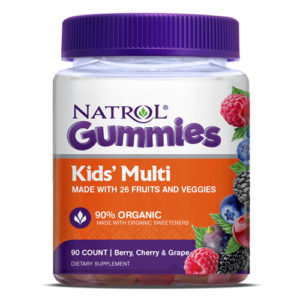 kid's multi-vitamin
