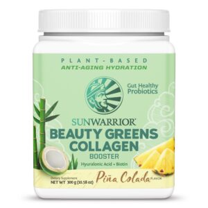 sun warrior beauty greens